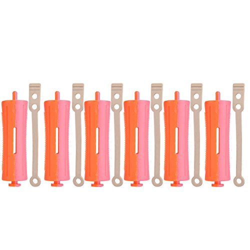 8 Sizes Standard Hair Rollers