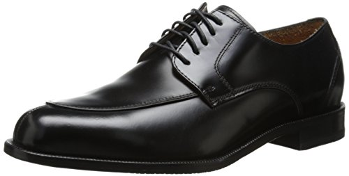 Cole Haan Mens Carter Slagna Split-toe Derby Sko Svart
