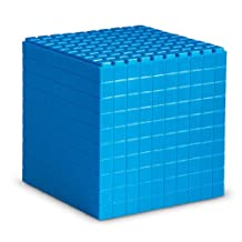 Learning Resources Interlocking Base Ten-Cube