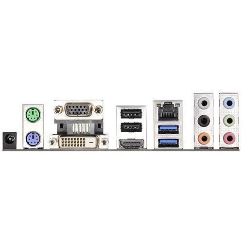 ASRock Q1900DC-ITX Intel J1900 2.0GHz/ DDR3/ SATA3&USB3.0/ A&V&GbE/ Mini-ITX Motherboard & CPU Combo