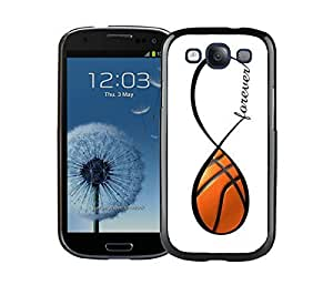 BINGO best quality Basketball Forever Basketball Infinity Forever Samsung Galaxy S3 i9300 Case Black Cover