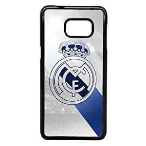Samsung Galaxy S6 Edge Plus Cell Phone Case Black Real Madrid F5110233