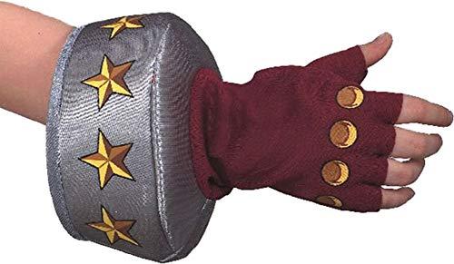 Accesorio del traje del guante de Yu-Gi-Oh