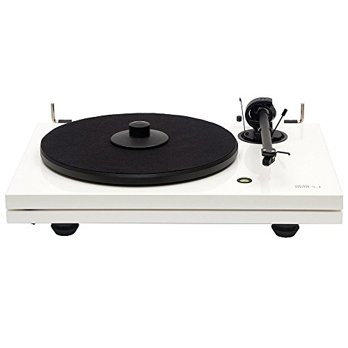 Music Hall MMF-5.3WH Turntable with Ortofon 2M Cartridge, Ca