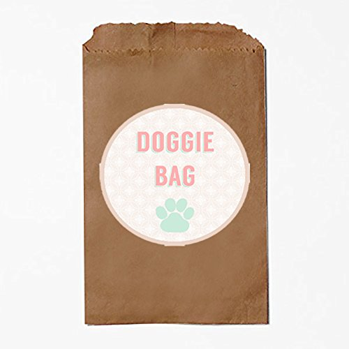 Silly Goose Gifts Calling All Party Animals Puppy Adoption Party Supply (Doggie Bag) by Silly Goose Gifts