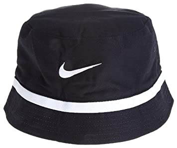cb23c2830c8 Nike Unisex Juventus Bucket Hat Size L XL Black  Amazon.co.uk ...