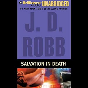 Salvation in Death Audiobook