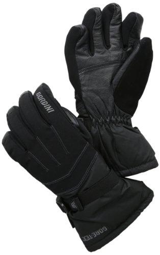 Gordini Women's Gtx Down Gloves, Black, Large