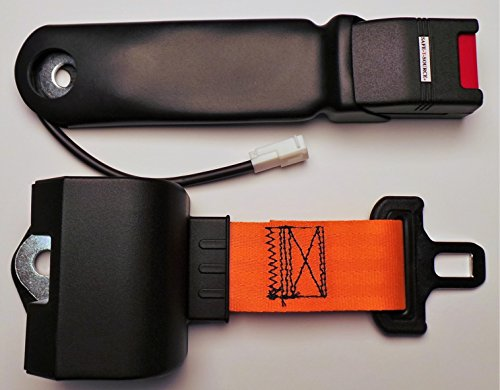 BBLP1204-417 Two Point Retractable Seat Belt with Normal Open Ignition Isolation Switch