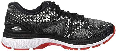 20 Asics Gel Para Negro De Zapatillas 002 black nimbus red Running Alert Hombre RFRnwZEq