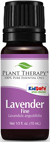 Plant Therapy Lavender Fine Essential Oil. 100% Pure, Undilu