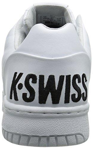 K-Swiss Gstaad Bl - Zapatillas unisex, color blanco