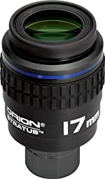 Orion 8245 17mm Stratus Wide-Field Eyepiece