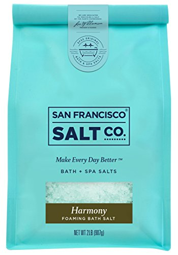 Harmony Foaming Bath Salts  2 lb Luxury Gift Bag