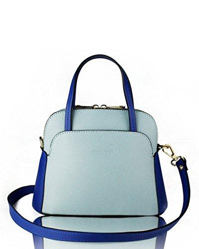 Light Craze Blue Bag London Woman Shoulder 5qY1wxR0