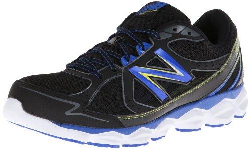 Nuovo Equilibrio Mens M750 Scarpa Da Corsa Atletica Nero / Blu