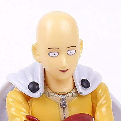 Amazon.com: GrandToyZone FIGURE SERIES - One Punch Man Figure (Saitama Sensei PVC Action Figure) - 14cm (5.5 inch): Toys & Games