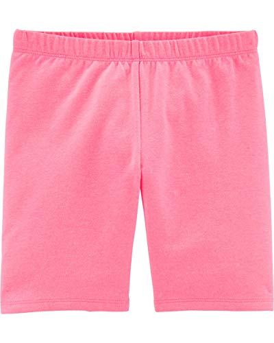 Osh Kosh Girls' Big Bike Shorts, Sweet Pink ()