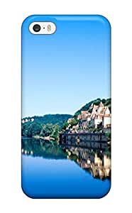 Ultra Slim Fit Hard StephenThomas Case Cover Specially Made For Iphone 5/5s- Nice City