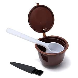 Sorliva - Taza para cápsulas de café, recambio compatible ...