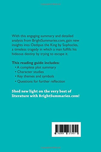 Oedipus The King By Sophocles Book Analysis Detailed Summary