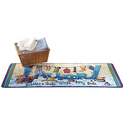 Extra Long Laundry Floor Runner by Collections Etc