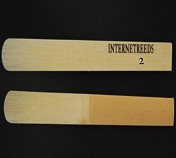 internetreeds - Confezione da 10 ance per clarinetto, Si bemolle 1.5