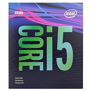 Intel CP-1039 CPU Core I5-9400F S-1151 9A Generacion 2.9 GHz 6Mb 6 Cores Sin Graficos PC/Gamer Itp,