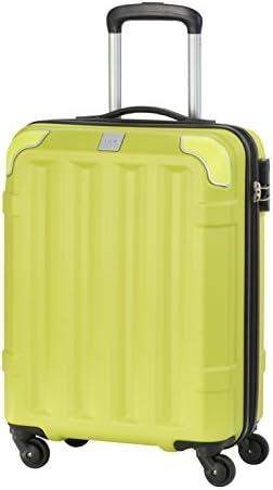 75 cm 55cm 67cm 75cm und Farben Equipaje de Mano Amarillo Limone Travelite Corner 4 Rollen Hartschalenkoffer Trolley Roll-Koffer in 3 Gr/ö/ßen 110 Liters