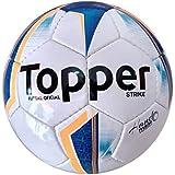 Bola de Futsal Topper Strike IX Oficial Costurada a Mão c7feda6d03792