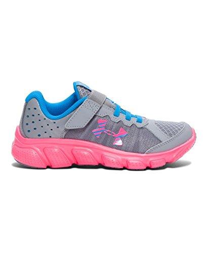 under-armour-girls-under-armour-girls-assert-6-ac-running-shoes-shoe-steel-electric-blue-135k-medium