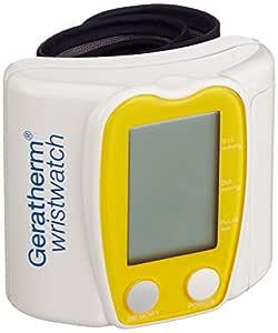 Geratherm Medical KP-6130 - Tensiómetro de muñeca eléctrico, color amarillo