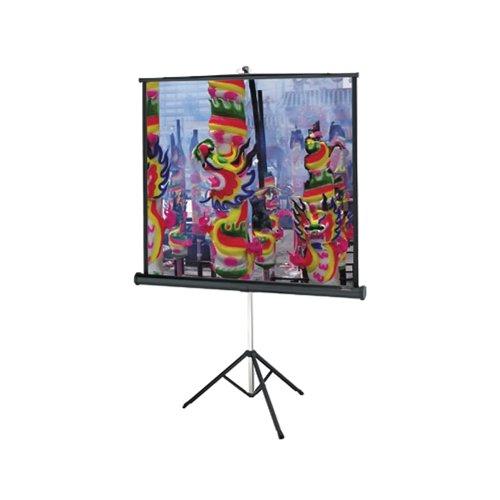 Versatol Matte White Portable Projection Screen Viewing Area: 84'' diagonal by Da-Lite Screen