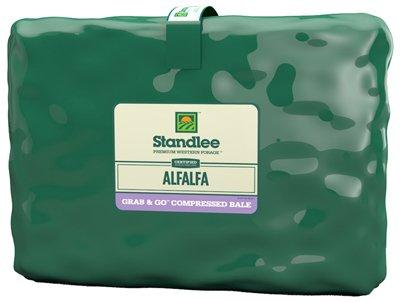 Standlee Hay Company 1100-20010-0-0 Alfalfa Bale, 50 lb by Standlee Hay Company