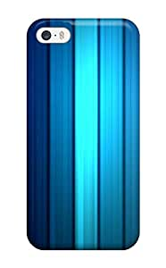 Susan Rutledge-Jukes's Shop New Arrival Case Cover With Design For Iphone 5/5s- Abstract Blue Desktop 8495345K31428771