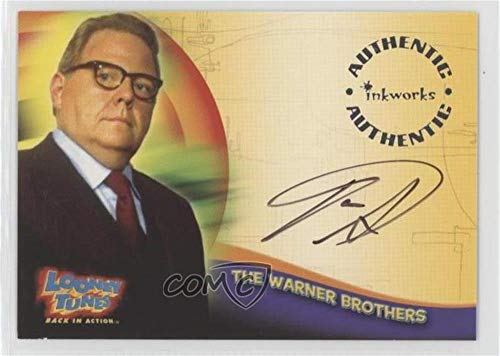 Dan Stanton (Trading Card) 2003 Inkworks Looney Tunes: Back in Action - Autographs #A7 -