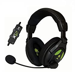 Turtle Beach - Ear Force X12 Amplified Stereo Gaming Headset - Xbox 360 (Discontinued By Manufacturer)