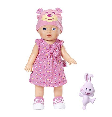 Zapf Creation 823484 - My Little Baby Born Walks Puppe