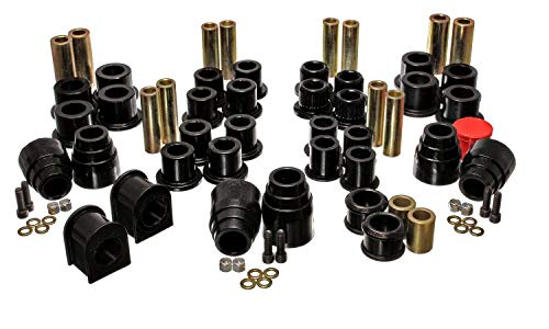 Energy Suspension 4.18120G HYPER-FLEX SYSTEM Complete Master Bushing Set ()