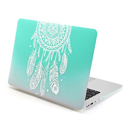 MacBook Case GMYLE Print Frosted