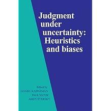 Livros na amazon cincias comportamentais psicologia judgment under uncertainty heuristics and biases fandeluxe Gallery