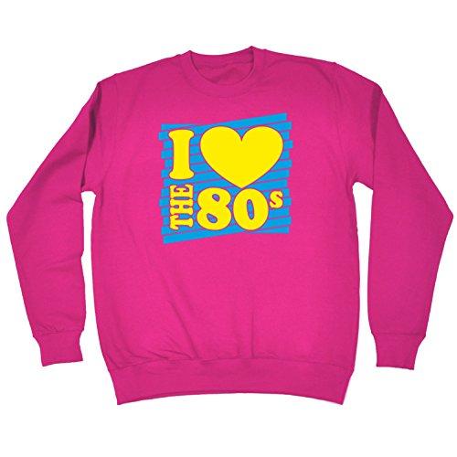80s sweatshirt dress - 5
