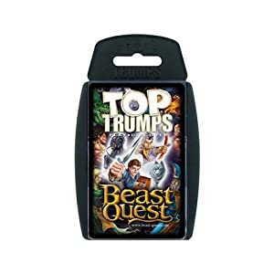Beast Quest Top Trumps Card Game