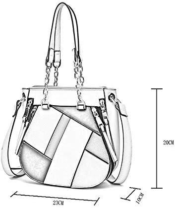2019 New Fashion Trend Crash Color Damentaschen Damentaschen One Shoulder Bag Slanted Bag Green