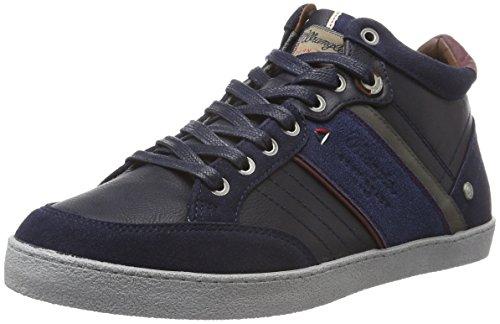 16 Blau Wrangler Dallas Mid Uomo Blu Sneaker Navy Alte wP4qB