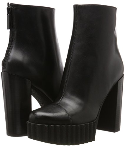 Kylie and Regal Kkcadence Schwarz leather Stiefel Black Kendall Multi Matte Damen x16US5gwn