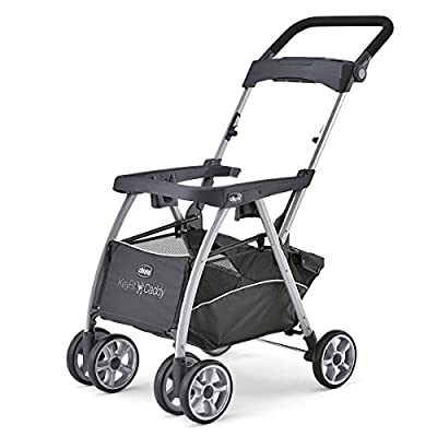 Chicco KeyFit and Fit2 Car Seat Compatible Caddy Baby Stroller Frame, Black by Chicco that we recomend personally.