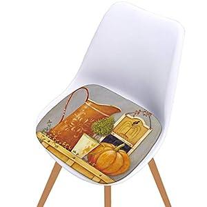Cuscino di Seduta in Cotone Stampato Cuscino per Sedia da Cucina da Giardino per Esterno per Ufficio a casa Esterno 12 spesavip