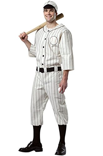 Memem (Plus Size Womens Baseball Costume)