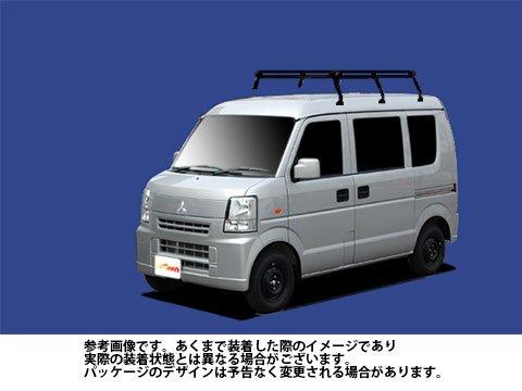 ルーフキャリア PH234B ミニキャブ / DS64V Pシリーズ タフレック TUFREQ 精興工業 B06XZXRSNV